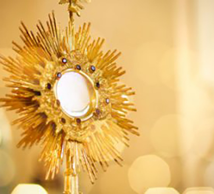 20. November, In contact – eucharistische Anbetung